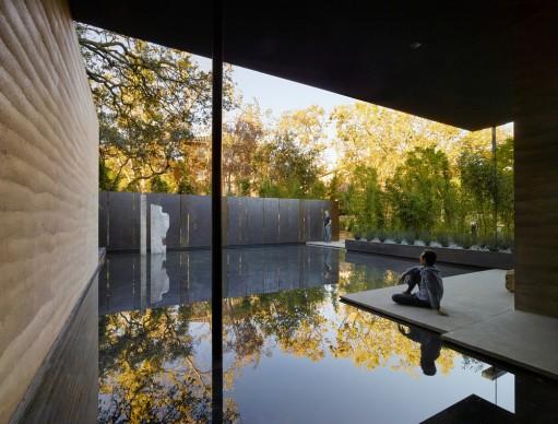 Aidlin Darling Design, Windhover Contemplative Center, Stanford - Stati Uniti. Photo credit: Matthew Millman