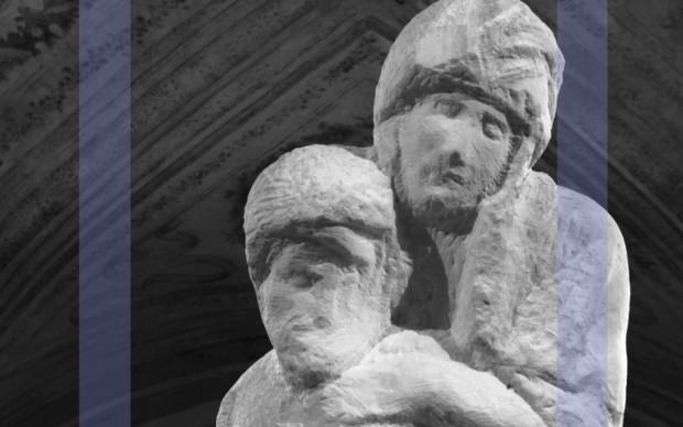 Mario Cresci fotografa la Pietà Rondanini di Michelangelo a Milano