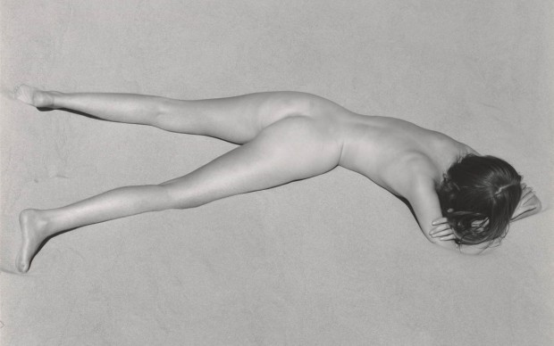 Edward Weston, Nude, 1936, © 1981 Center for Creative Photography, Arizona Board of Regents
