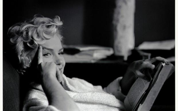 USA. New York. US Actress Marilyn Monroe. 1956. @ Eliott Erwitt/Magnum Photos/Contrasto