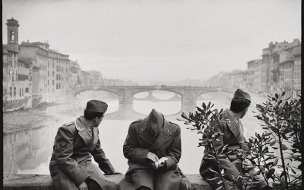 Leonard Freed Firenze 1958 © Leonard Freed - Magnum (Brigitte Freed)