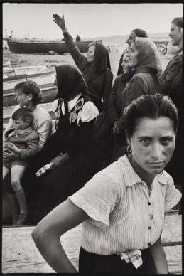 Leonard Freed, Napoli, 1956 ® Leonard Freed - Magnum (Brigitte Freed)