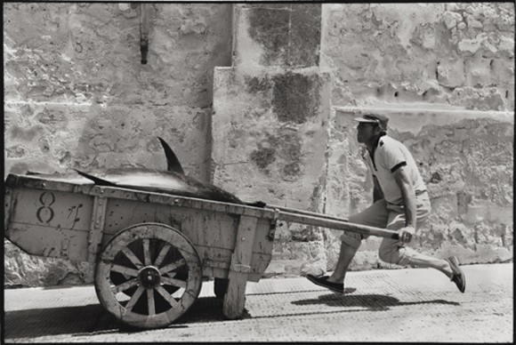 Leonard Freed, Sicilia, 1974 ® Leonard Freed - Magnum (Brigitte Freed)