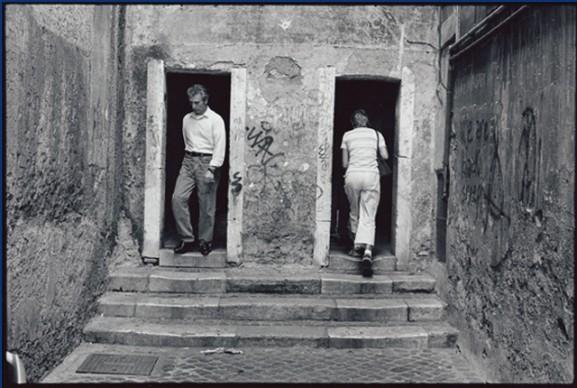 Leonard Freed, Roma, 2001 ® Leonard Freed - Magnum (Brigitte Freed)