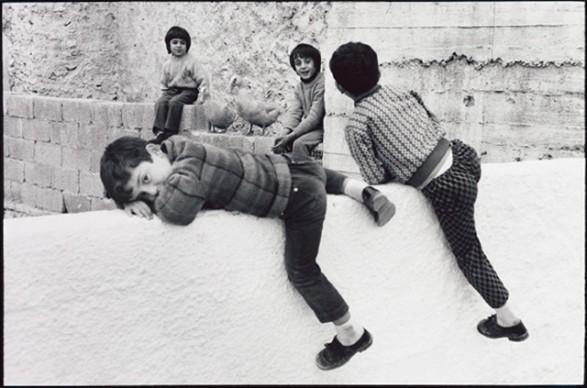 Leonard Freed, Sicilia, 1975 ® Leonard Freed - Magnum (Brigitte Freed)