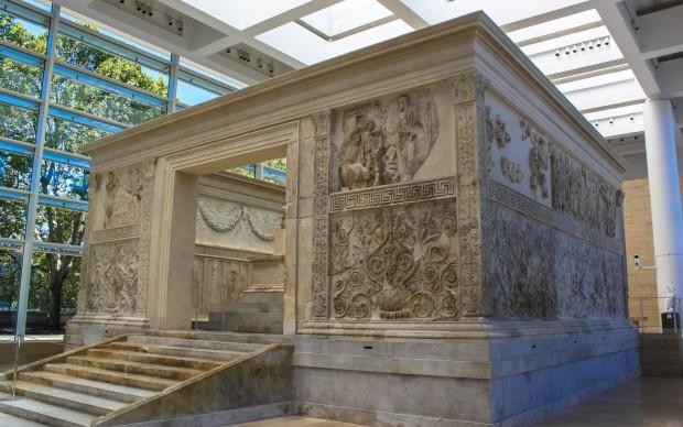 Museo dell'Ara Pacis Roma