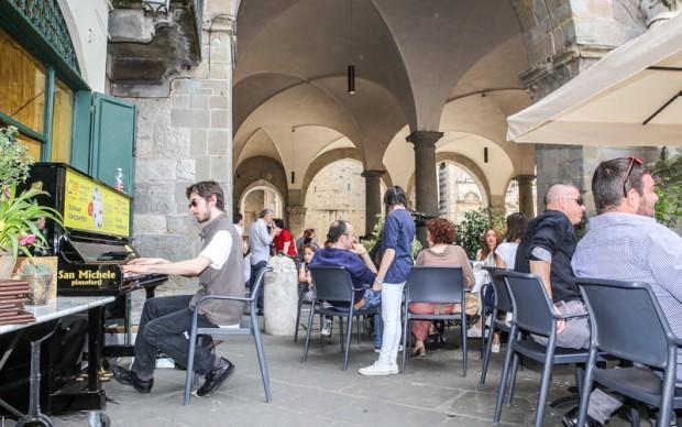 Pianocity for Peace Bergamo Festival della Pace