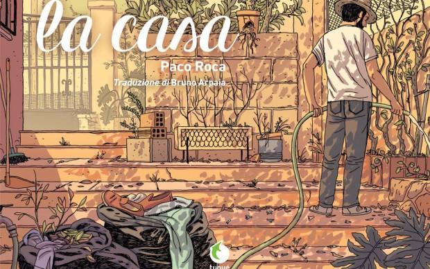Paco Roca, La casa, Tunuè 2016