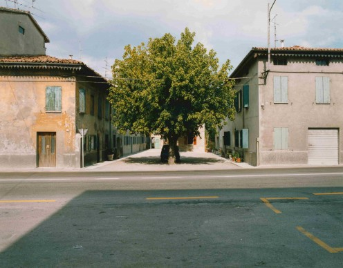 Vittore Fossati, S.Ilario, 1985 © Vittore Fossati Courtesy Biblioteca Panizzi