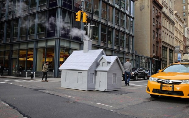 smokers installazione new york mark reigelman