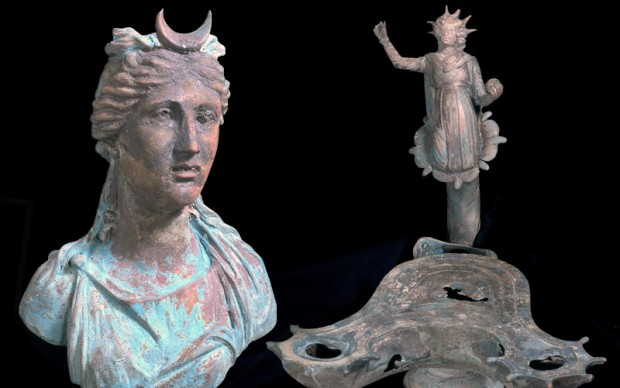 Copyright: Clara Amit, courtesy of the Israel Antiquities Authority
