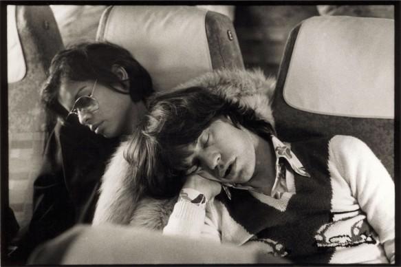 © Michael Putland, Mick Jagger & Bianca, 1973