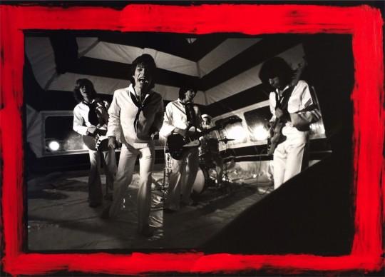 © Michael Putland, Rolling Stones, 1974