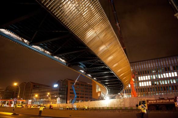 DVVD architecture, design and engineering, Cavalcavia Claude Bernard, Parigi. Photo by Nathalie Prébende