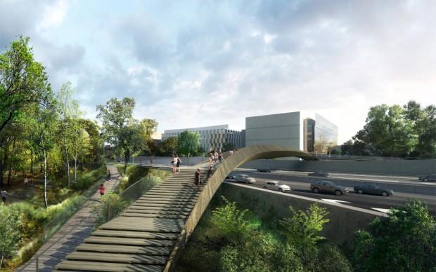 DVVD architecture, design and engineering, sopraelevata claude bernard parigi
