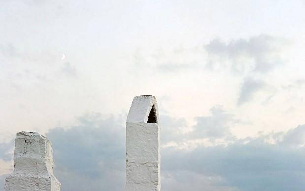 7 - GIANNI LEONE, 2006 - Abbazia di San Vito, cm. 50x60, fotografia