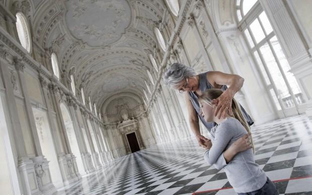 Virgilio Sieni per la Reggia di Venaria Reale, Altissima Povertà, photo by Giorgio Sottile