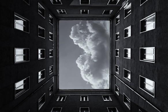 Charles Paul Azzopardi, serie Cortili della Vita