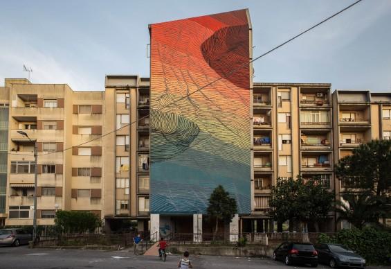 Ciredz, Gipsy King, Via Teano. Quartiere Aranceto, Catanzaro photo by Angelo Jaroszuk Bogasz