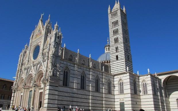 Duomo di Siena photo by Sailko fonte Wikipedia