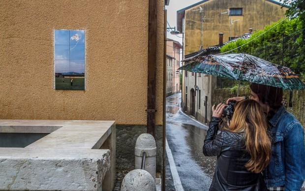 Matteo Rubbi Solzaland residenza d'artista Solza Bergamo