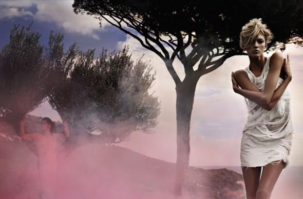 Karl Lagerfeld, FENDI Spring-Summer 2010 © 2016 Karl Lagerfeld
