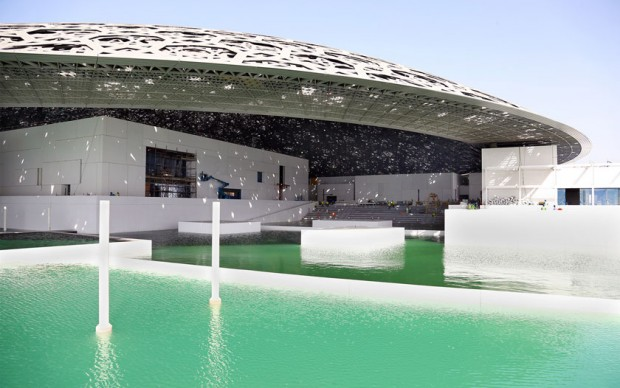 Louvre-Abu-Dhabi-courtesy of TDIC, Architetto: Ateliers Jean Nouvel