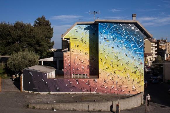 Tellas, Profondo Sud, Via T. Campanella. Quartiere Materdomini, Catanzaro; photo by Angelo Jaroszuk Bogasz