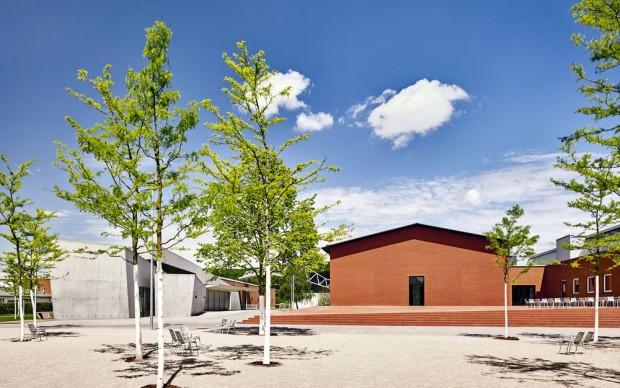 Vitra Schaudepot, Vitra Design Campus, Herzog & De Meuron