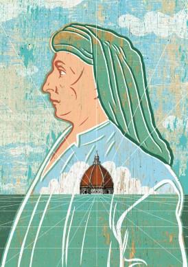 Alberto Ruggieri, Filippo Brunelleschi