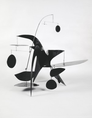 Alexander Calder, The General Sherman, 1945, Julie and Edward J. Minskoff © 2016 Calder Foundation, New York / ProLitteris, Zurich