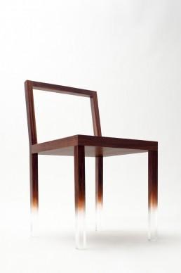 Nendo, Fadeout Chair, photo credit: Masayuki Hayashi