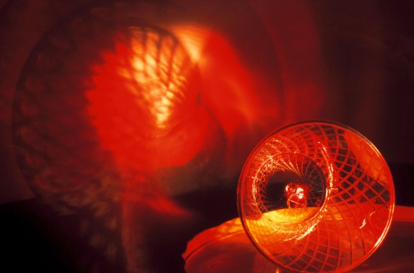 Peter Fischli David Weiss, Son et lumière (Le Rayon vert), 1990,  Studio Fischli/Weiss  © Peter Fischli David Weiss. Photo: Fischli/Weiss Archiv, Zürich