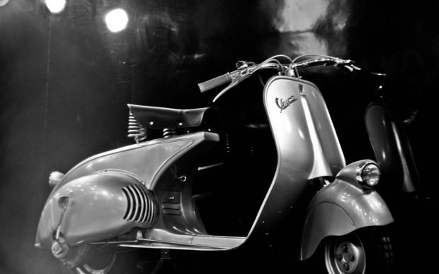 vespa motocicletta