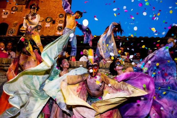 Mercantia - Festival internazionale di teatro di strada: Teatrop, photo by Linda Leocata