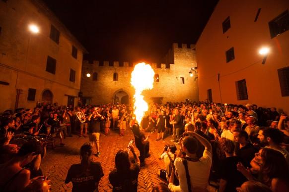 Mercantia - Festival internazionale di teatro di strada: Zastava Orkestar, photo by Vittorio Marrucci