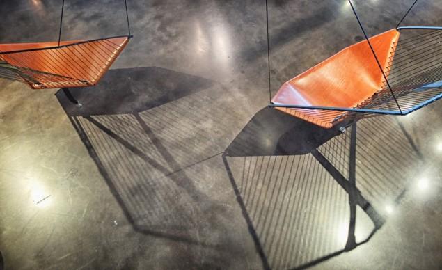 Solo Cello chair, photo credit: Félix Guyon