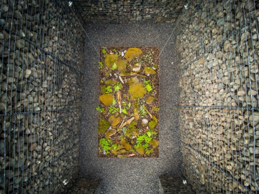LE CAVEAU by Christian Poules, Basel, Switzerland. Photo credit: Martin Bond