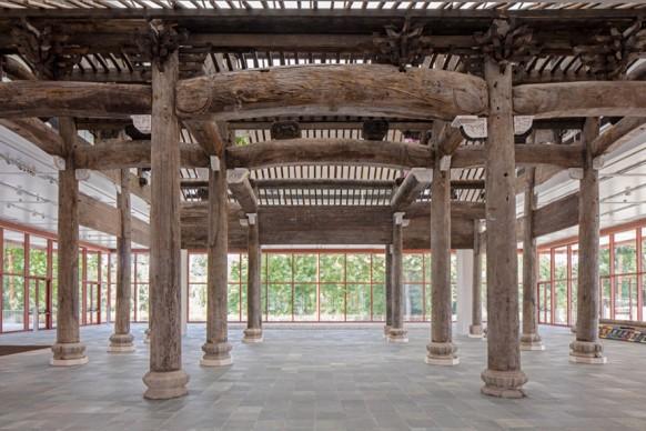 Ai Weiwei, Wang Family Ancestral Hall, 2015, (c) Ai Weiwei Studio, photo (c) Belvedere, Vienna