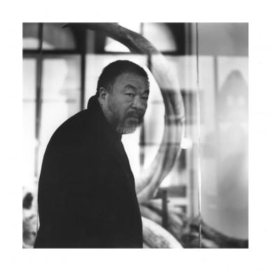 Ai Weiwei (c) Belvedere, Vienna