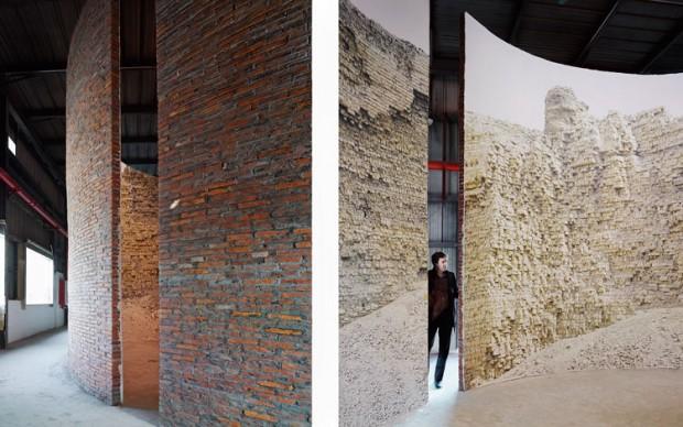Bas-Princen-Wall-Pavillion-2014-Stampa-inkjet-a-pigmenti