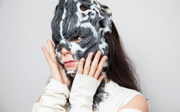 Björk-Rottlace-Mask maschera anatomia stampa 3d