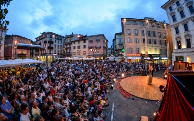 Buskers Festival Lugano