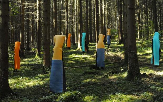 Echarpe_Vent de Forêts_Matali Crasset