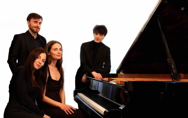 festival musica internazionale e masterclass imoc Federica Ferrati e i suoi allievi concerto 9 luglio