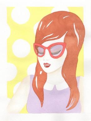Giorgia Bressan, Redhead