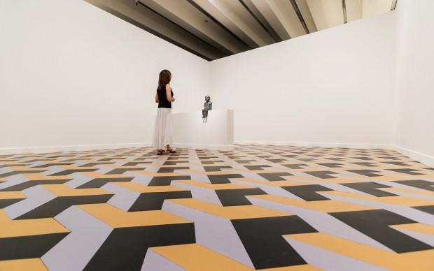 Il-peso-di-un-gesto-installation-view-CaixaForum-Madrid-2016