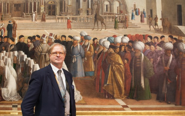 James Bradburne direttore generale pinacoteca di brera e biblioteca braidense milano