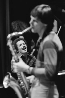 Keith Jarrett, Jan Garbarek, Jazz Festival, Kongresshaus, Zurigo © Silvia Lelli e Roberto Masotti
