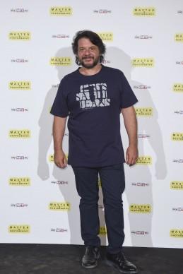 Pasquale Petrolo, meglio conosciuto come Lillo. Photo by Fabio Mazzarella